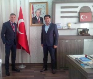 FDW Turkse vlag
