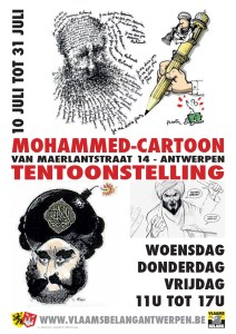 Affiche Cartoons 2015