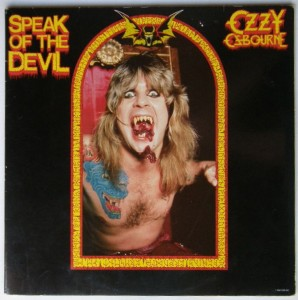 Ozzy Osbourne - Speak for the Devil