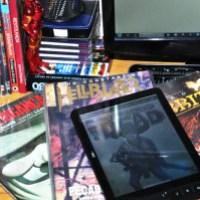 Como ler HQ's (gibis) no Tablet