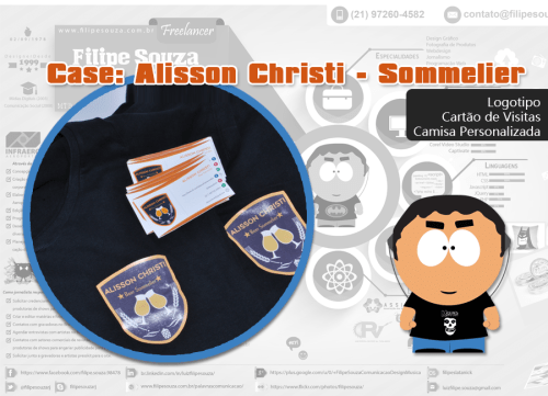 Case: Alisson Christi - Somellier