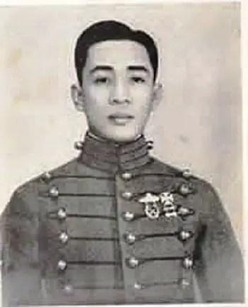 Commodore Ramon Alcaraz