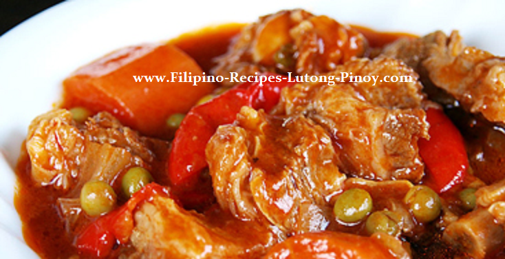 Beef Steak And Filipino Recipe Recipe