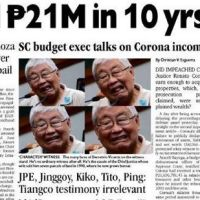 Inquirer's photo of Demetrio Vicente – tasteless and unethical