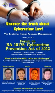 cybercrime law forum