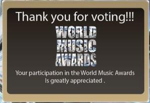 2013 world music awards