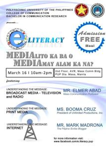 media literacy talk - mark madrona