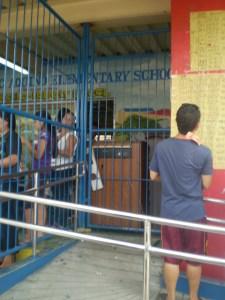 Corazon Aquino elementary School