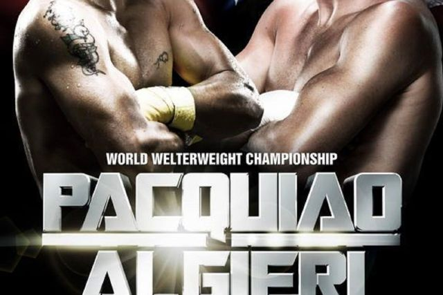 Watch Pacquiao vs. Algieri live streaming!