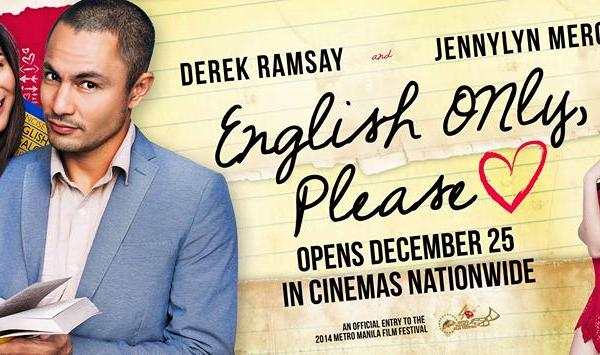 Movie review: 'English Only, Please'