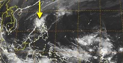 Typhoon Seniang?