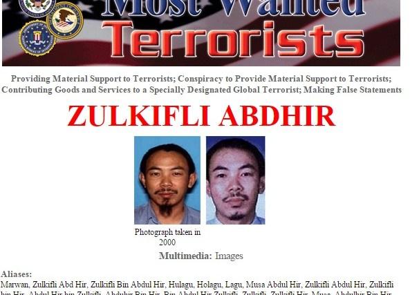 MEET THE TERRORISTS: Abdul Basit Usman and Zulfikli Abdhir AKA Marwan