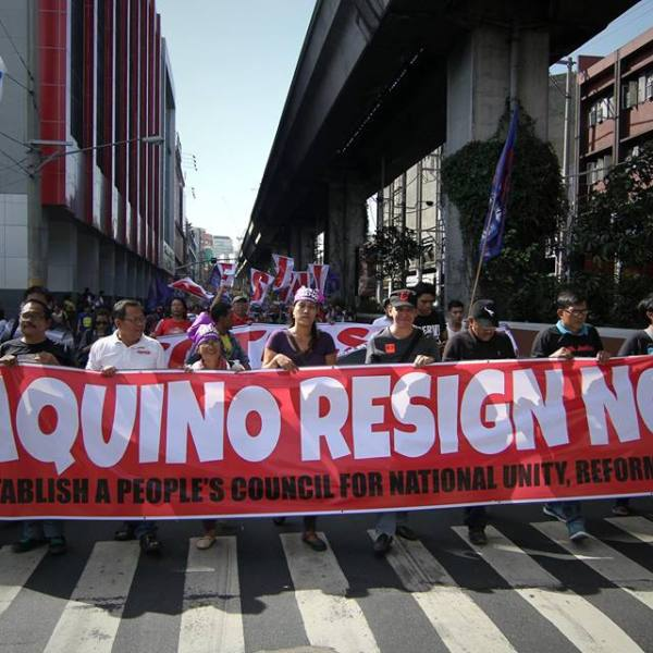 LET HIM FINISH HIS TERM: Why President Aquino should not resign