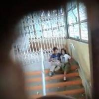 BAGITO: Video of two high school kids having fun on the stairs goes viral