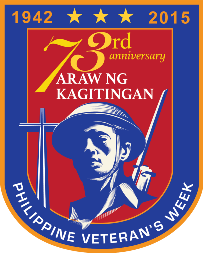 BATAAN DAY | April 9 2015 – Araw ng Kagitingan holiday