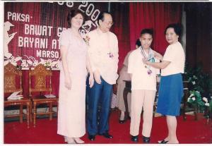 elementary graduation speech philippines