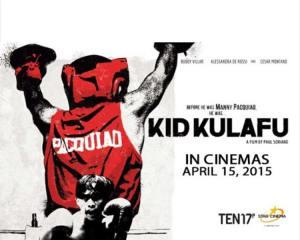 kid kulafu movie poster