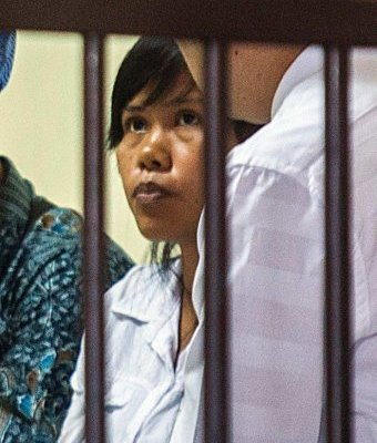 mary jane veloso family