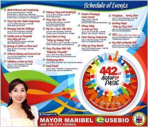 442nd Araw ng Pasig 2015