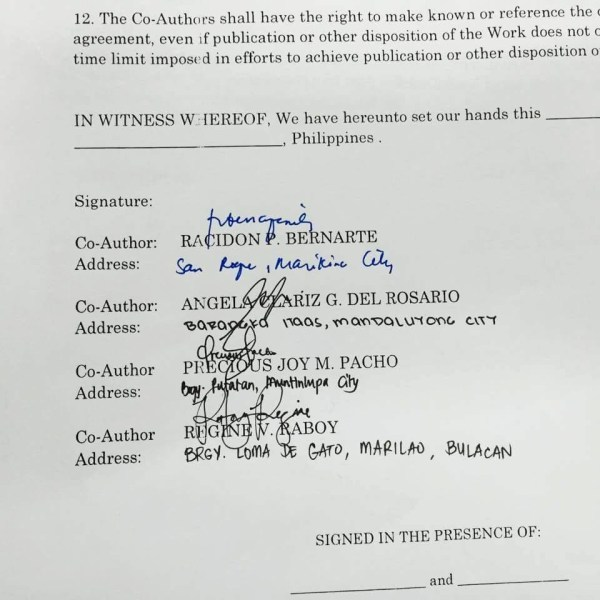 Top PUP official accused of passing off student research paper as his own work