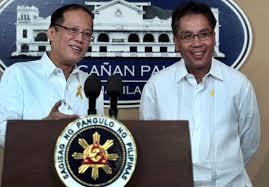 THE ANOINTED | President Aquino endorses Mar Roxas as his 2016 successor