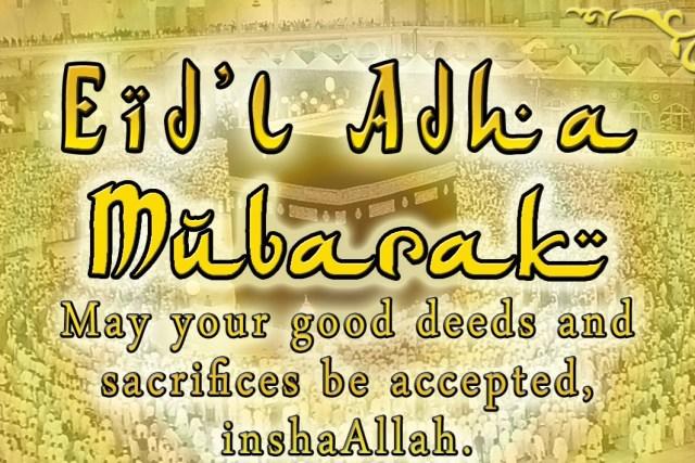 Eid'l Adha – September 25 2015 Philippine holiday