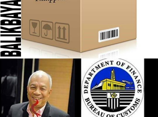 new policy on balikbayan boxes 2015