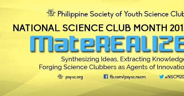 national science club month 2015