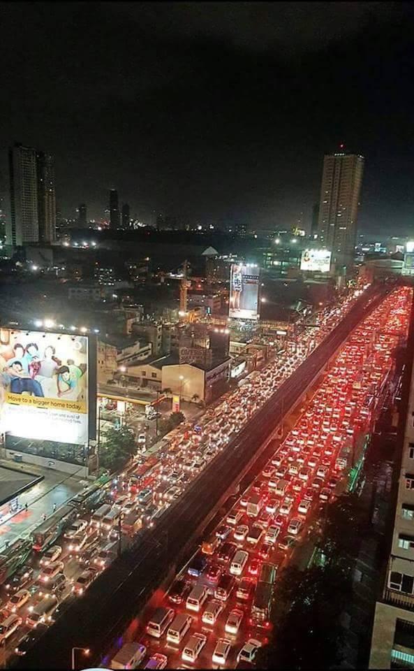 EDSA traffic september 2015