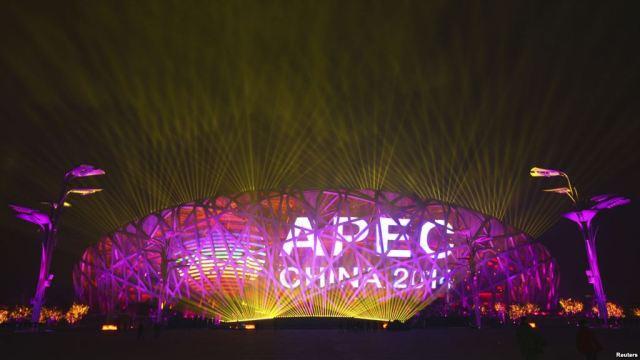 APEC 2014 China