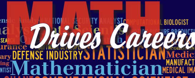"Mathematics month theme 2015: ""Math drives careers"""