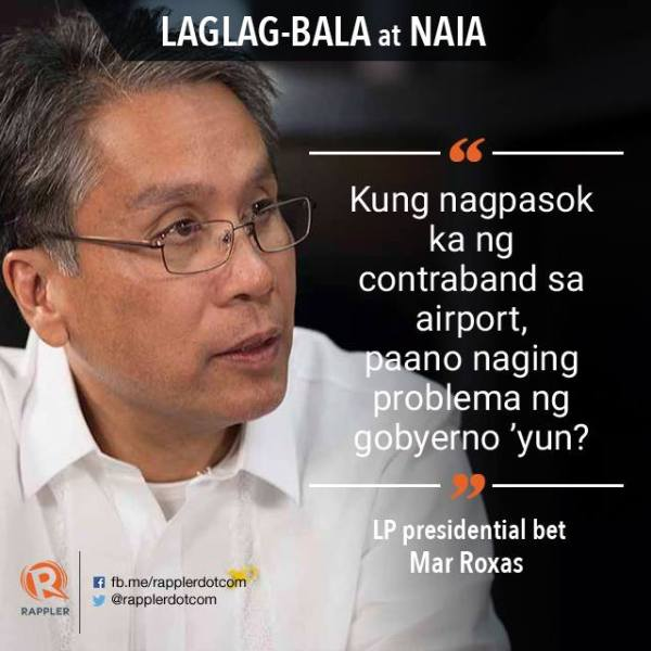 Rappler is dead wrong for apologizing to Mar Roxas