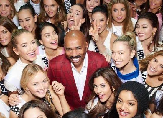 steve harvey miss universe 2015