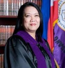 chief justice sereno on grace poe