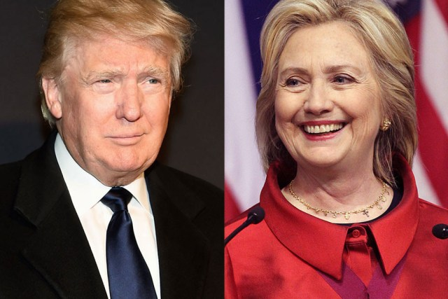 Hillary Clinton will beat Bernie Sanders then Donald Trump for the US presidency