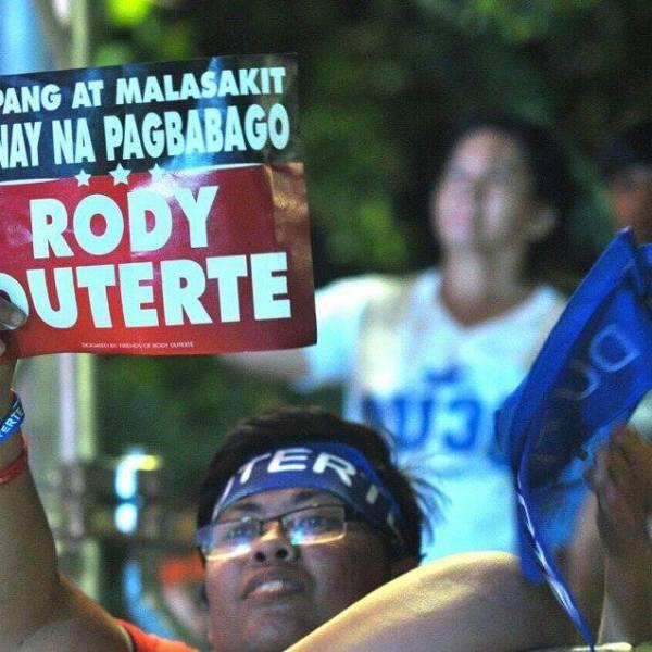 All eyes on Duterte as presidential bets meet for final debate