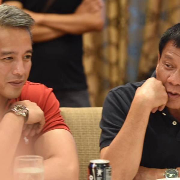 Cavite Gov. Remulla, ex Binay spokesman, joins Duterte camp