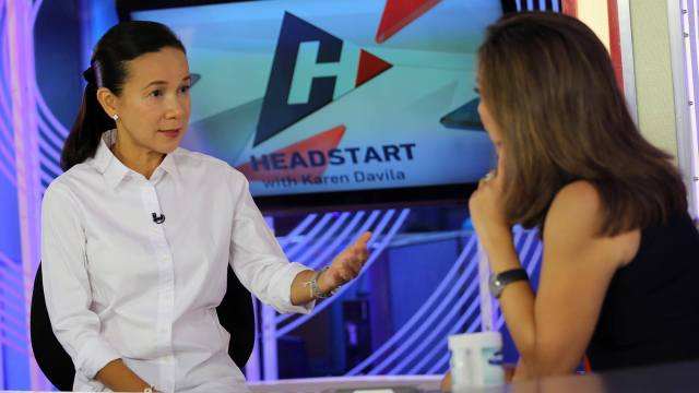 grace poe withdraws candidacy