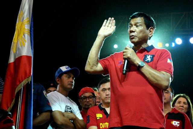 The 1987 Constitution prevents Duterte from having a 'team of rivals'