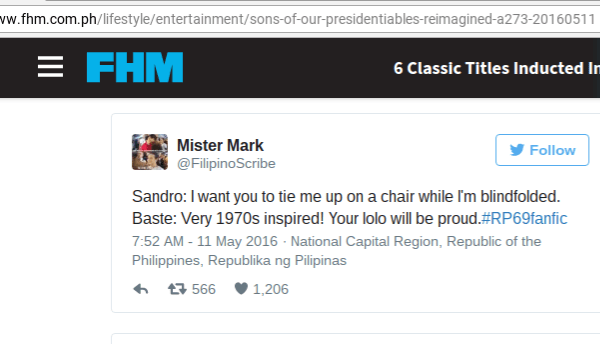 #RP69FanFic