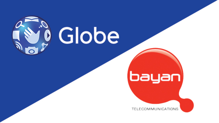globe bayantel merger