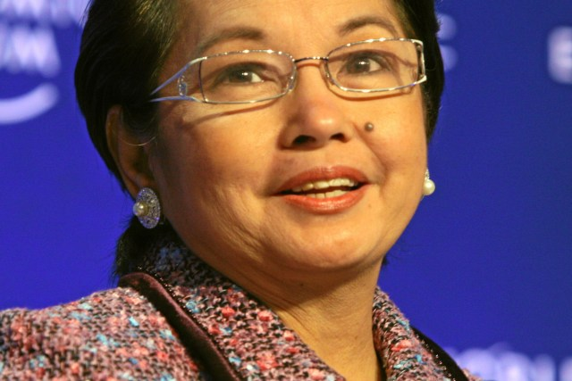 Arroyo thanks Duterte, Supreme Court for dismissal of plunder case