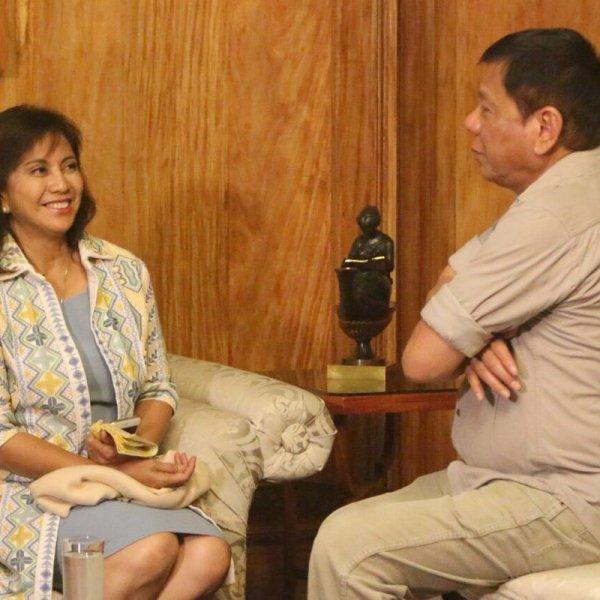 Duterte appoints Robredo as Housing Secretary