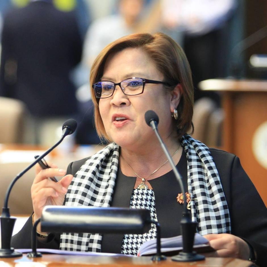 leila de lima senate justice committee