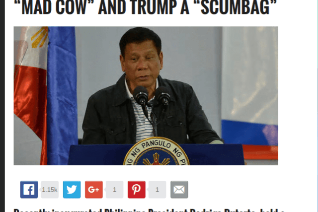 The Philippines has a fake news problem, too. Here's how you can fight it.