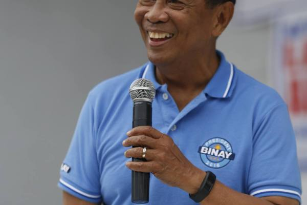 jejomar binay univesity of makati
