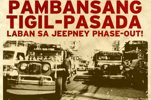 #WalangPasok – Class suspensions for February 27 2017 due to the transport strike