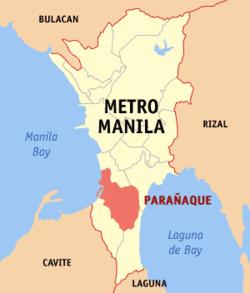 Paranaque City Day 2017