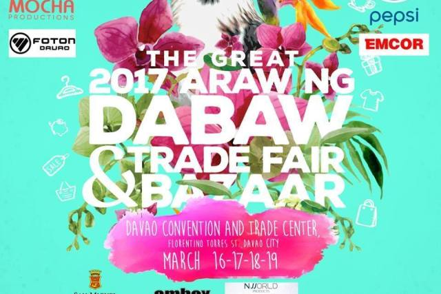 ARAW NG DABAW – March 16 2017 declared a holiday in Davao City
