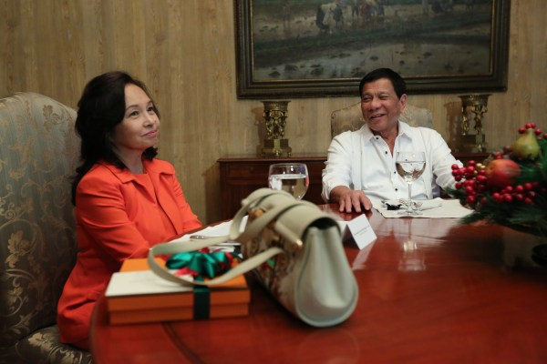 arroyo and duterte